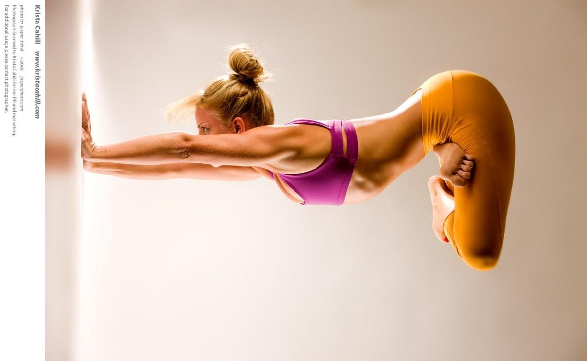Hot (Damn!) Yoga