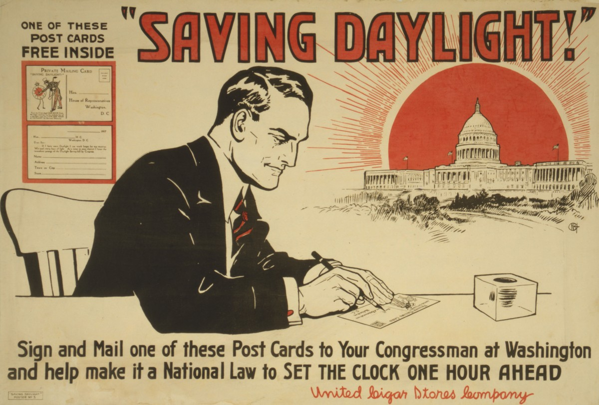 How to Survive Daylight Savings