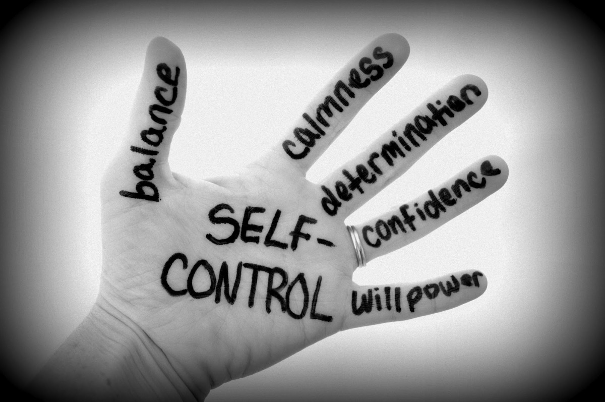 Practice Self-Control | Life, Love and Yoga