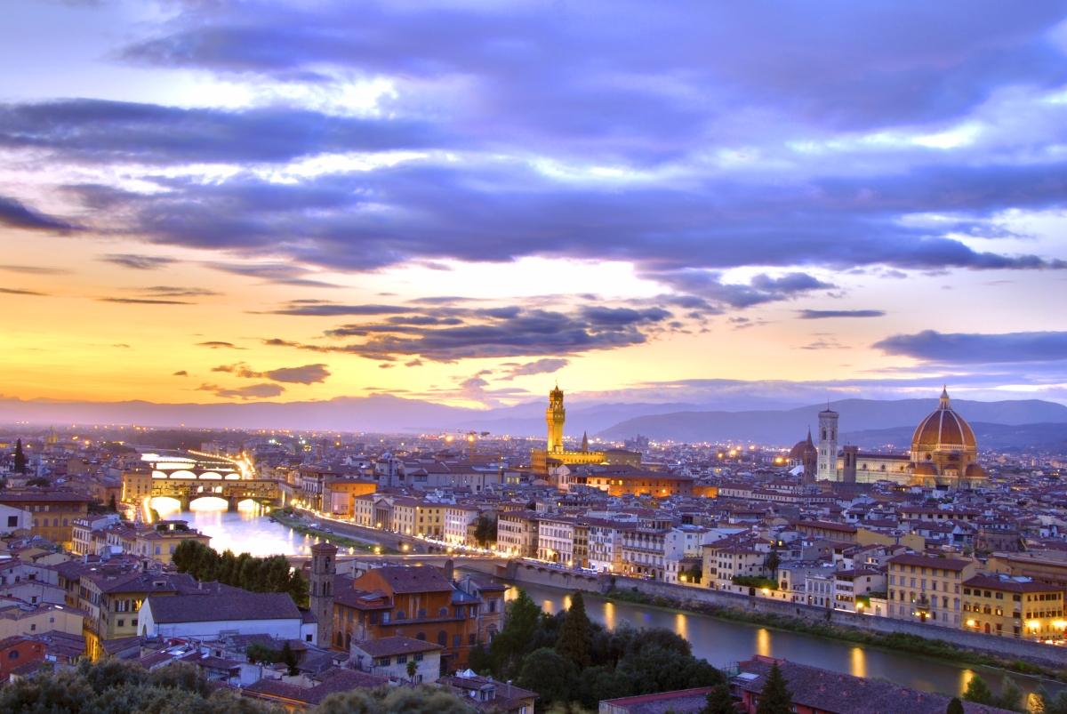 I ❤ Italia: Firenze